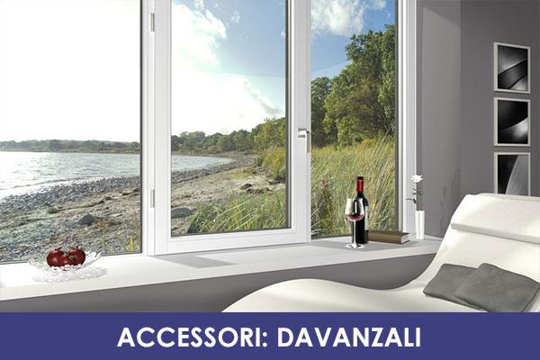 Davanzali new vision serramenti - Oscurare vetri casa ...